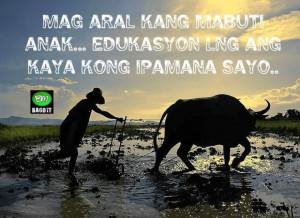 Inspirational Quotes : Magsasaka Quotes : Farmers Quotes
