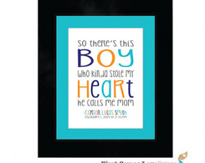 Baby Boy Quotes From Mommy Boy who kinda stole my heart
