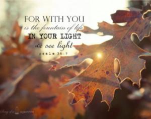 ... orange, autumn, fall, scripture, bible verse, Christian, Psalm, rustic