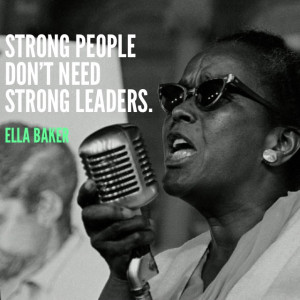 Photo credit: The Ella Baker Center for Human Rights .