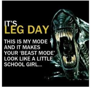 Legs Day