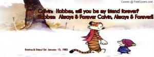Calvin & Hobbes Best Friends cover