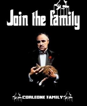 ... family the corleone the corleone is a sicilian mafia family we are one
