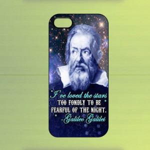 Galileo Galilei Quotes Hipster Case For IPHONE 5, IPHONE 4/4S, SAMSUNG ...