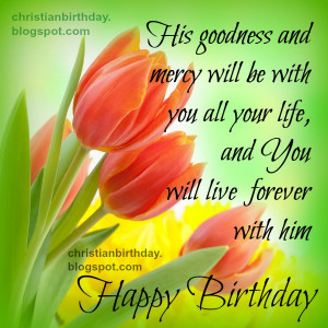 Christian Birthday Quotes for a Daughter