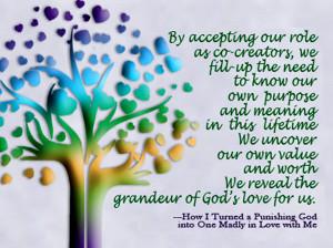 Being a Co-creator of Abundance