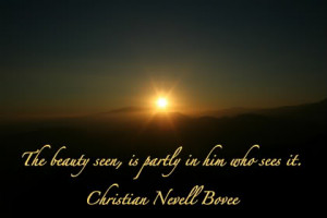 Ten Christian Quotations on Beauty - Yahoo! Voices - voices.yahoo ...