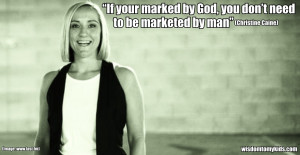 faith quote Christine Caine on identity in God
