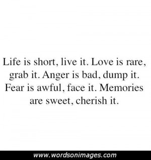 Short sweet love quotes