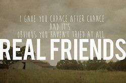 Real Friends T...