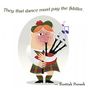 36 Famous Scottish Proverbs and Sayings