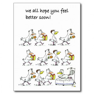 we_all_hope_you_feel_better_soon_postcard ...