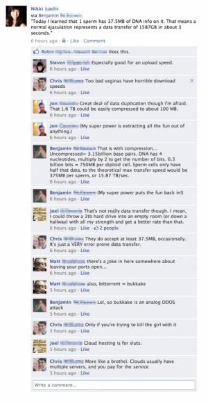 Funny Facebook Status Statuses