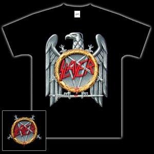 Slayer - oficial de la banda t shirts de 1000's más de grandes bandas