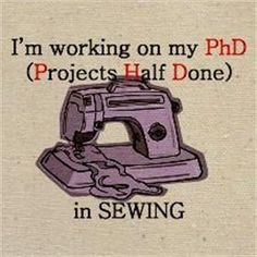 Sewing Quote - do I put this on the Sewing Board or in LOL???? I have ...