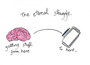 Writing Humor: The Eternal Struggle