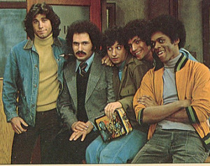 Welcome Back Kotter, William Johnst on, Gabriel Kaplan, John Travolta ...
