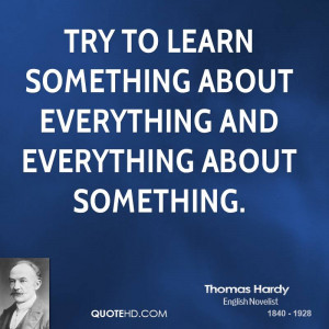 thomas hardy quotes and sayings