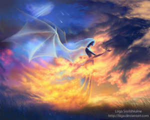 Magical Creatures Dragon