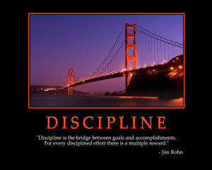 DISCIPLINE - Motivational Wallpapers