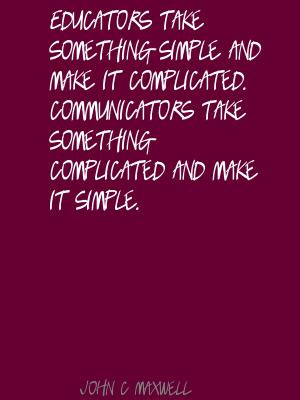 Communicators quote #2