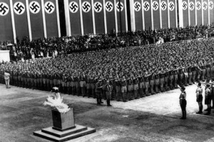 Execution of Nazi War Criminals WW2