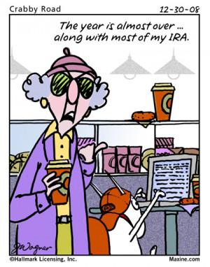 Tags : maxine jokes aging