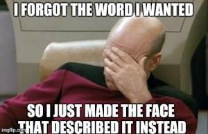Captain Picard Facepalm