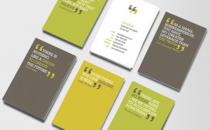 Quotes For Business Cards