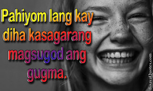 Bisaya Quote 14446 Posted In Love Quotes 14444