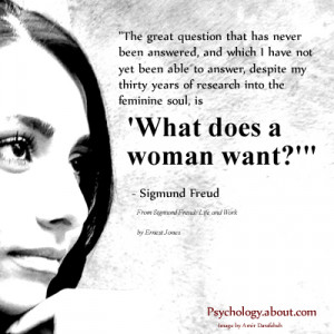 Sigmund Freud Quote - © Kendra Cherry, adapted from an image by Amir ...