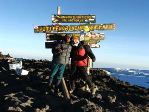 Inspirational travel quotes to take action to climb Mount Kilimanjaro