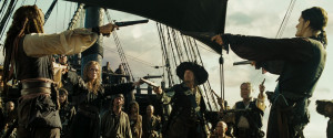 Jack Sparrow Confused Face The crew of the pearl after