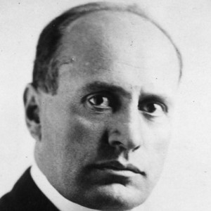 In his 1932 The Doctrine of Fascism , Benito Mussolini quotes ...