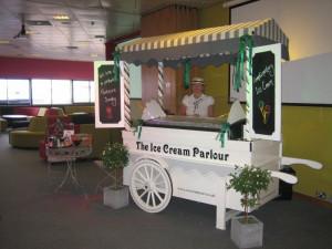 Ice Cream Office Party