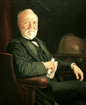 andrew carnegie essay on philanthropy Andrew carnegie, born 1835 in the small town of dunfermline, scotland he remains one of the richest people who ever lived and became the world's first modern philanthropist he has impacted many across the country and the world he had lived in one of the first mansions with a steel frame and .
