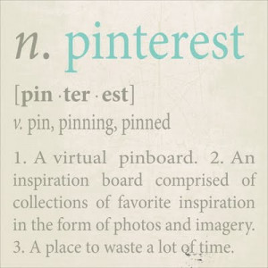 ... gem has surfaced. Pinterest . It's kind of geeky, but I'm down
