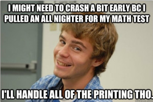 funny quotes about finals week