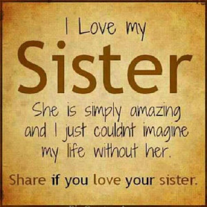 ... tags for this image include: *-*, girls, hug, quotes and sister