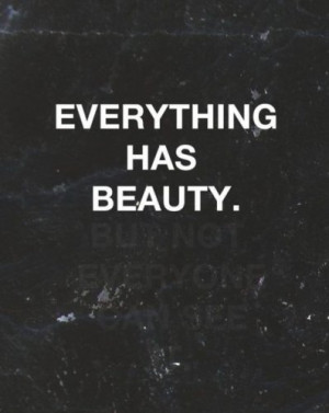 ... beauty # sayings # hipster # photography # black # and # white # life