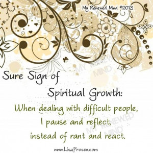 Wise advice when dealing with difficult people quote via www ...