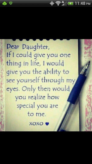 My beautiful girl means the world to me. She sure is loved!!!!! I feel ...