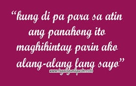 Inspirational Love Quotes For Broken Hearted Tagalog ~ Love Quotes ...