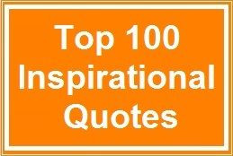 Top 100 Inspirational Quotes via @Forbes #inspirational #motivational ...