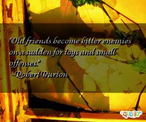 Famous Quotes Bad Friends