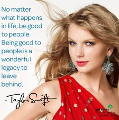 Former Girl Scout, Taylor Swift, said it well. It's time for you to ...