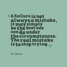 Skinner Quotes I Love!