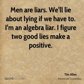 quotes about guys being liars