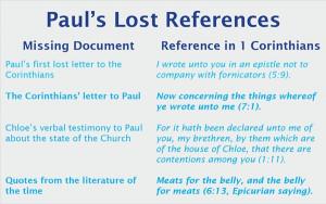 Paul's Sources