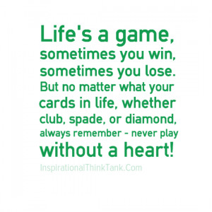 Life Quotes, Heart Quotes Pictures